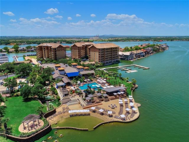 1001 The Cape Rd #61, Horseshoe Bay, TX 78657 (#5539096) :: The ZinaSells Group