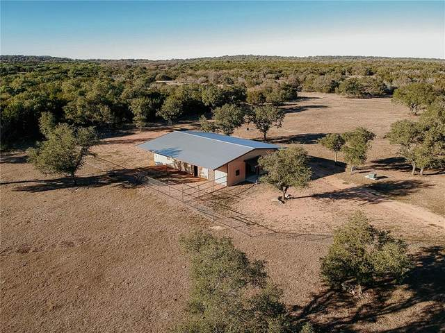 189 Thrill Hill Trl, Burnet, TX 78611 (#5539173) :: Front Real Estate Co.