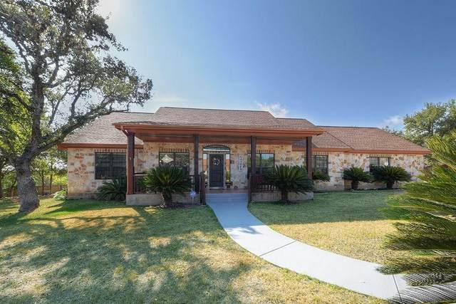 101 High Ridge Cir, San Marcos, TX 78666 (#5540148) :: Front Real Estate Co.