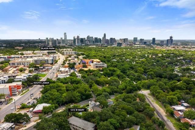 1215 W Mary St, Austin, TX 78704 (#5540196) :: Watters International