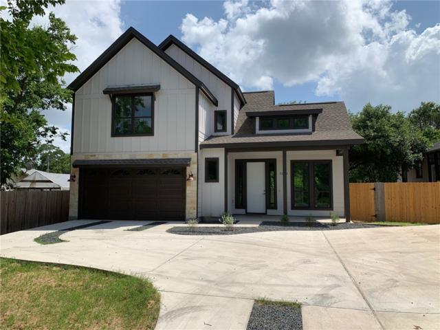 3205 E 51st St, Austin, TX 78723 (#5541065) :: The Gregory Group