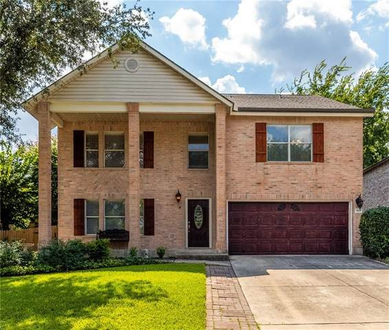 1825 Red Rock Dr, Round Rock, TX 78665 (MLS #5542194) :: Brautigan Realty