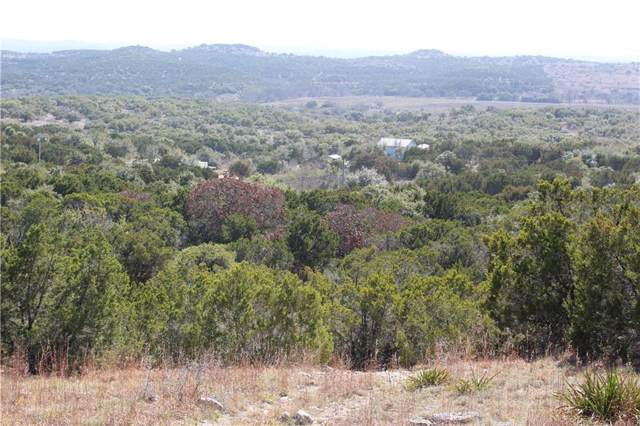 LOT 18 Fall Creek Ests, Spicewood, TX 78669 (MLS #5542383) :: Green Residential