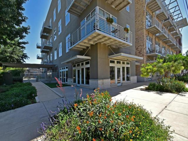 2124 E 6th St #307, Austin, TX 78702 (#5543015) :: Ana Luxury Homes