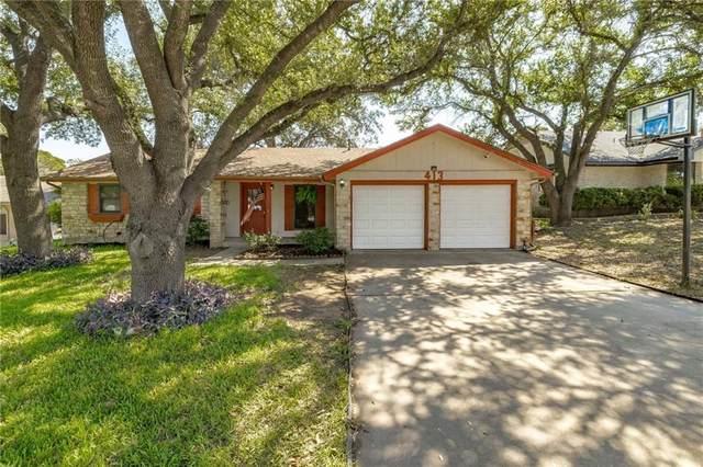 413 Suzzane Rd, Pflugerville, TX 78660 (#5543281) :: Watters International