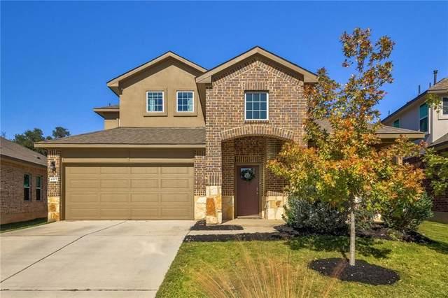4305 Buffalo Ford Rd, Georgetown, TX 78628 (#5548459) :: Ben Kinney Real Estate Team