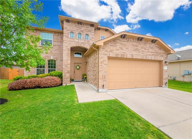 1218 Montell Ln, Hutto, TX 78634 (#5548776) :: Azuri Group   All City Real Estate