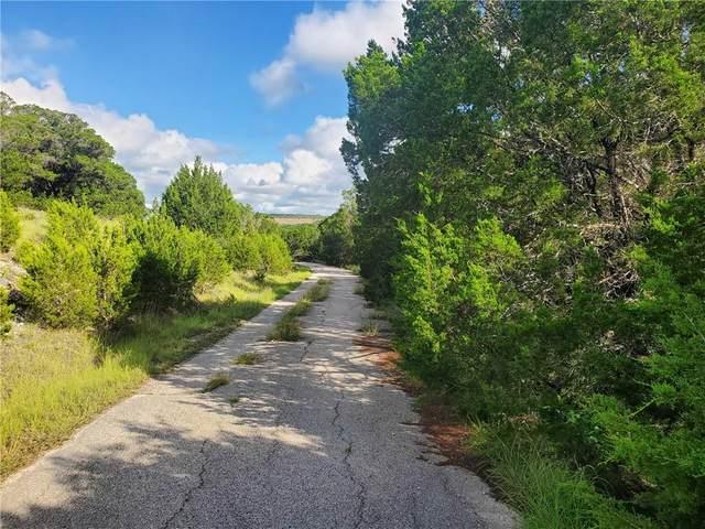 8023 Foothill Cv, Lago Vista, TX 78645 (#5549274) :: RE/MAX IDEAL REALTY