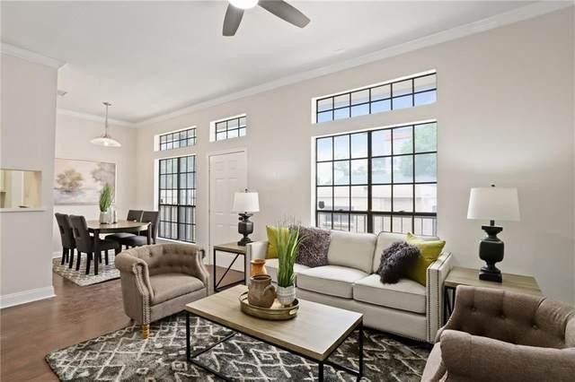 2811 Rio Grande St #202, Austin, TX 78705 (#5549388) :: Papasan Real Estate Team @ Keller Williams Realty