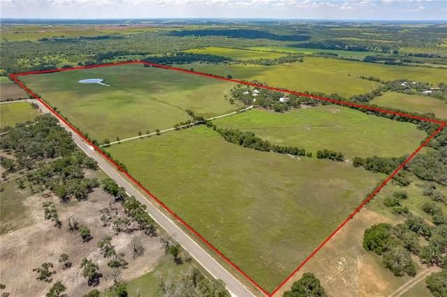 870 County Road 302, Jarrell, TX 76537 (#5549476) :: Papasan Real Estate Team @ Keller Williams Realty