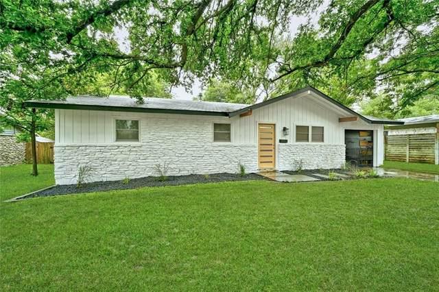 1619 Wheless Ln, Austin, TX 78723 (#5553170) :: Papasan Real Estate Team @ Keller Williams Realty