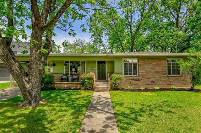 1002 Brentwood St, Austin, TX 78757 (#5554478) :: Papasan Real Estate Team @ Keller Williams Realty