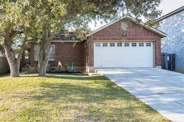 5235 Sagerock Pass, San Antonio, TX 78247 (#5555459) :: The Perry Henderson Group at Berkshire Hathaway Texas Realty