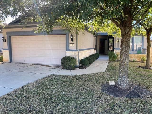 716 Independence Creek Ln, Georgetown, TX 78633 (#5556828) :: Papasan Real Estate Team @ Keller Williams Realty