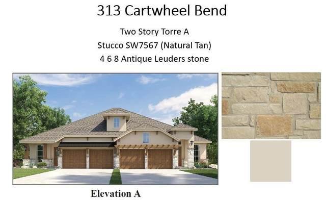 313 Cartwheel Bnd, Austin, TX 78738 (#5557593) :: Cord Shiflet Group