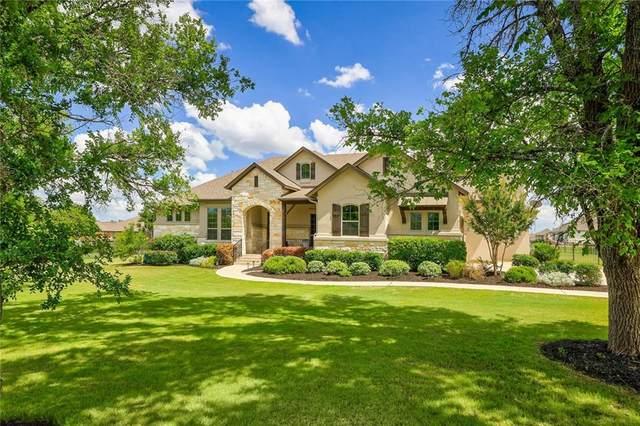 301 Umbrella Sky, Liberty Hill, TX 78642 (#5557921) :: The Perry Henderson Group at Berkshire Hathaway Texas Realty