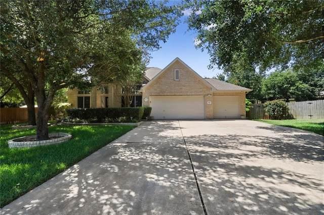 405 Bellaire Oaks Dr, Pflugerville, TX 78660 (#5558633) :: Ben Kinney Real Estate Team