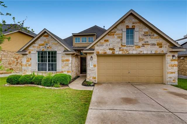 3608 Rosalina Loop, Round Rock, TX 78665 (MLS #5559758) :: Vista Real Estate