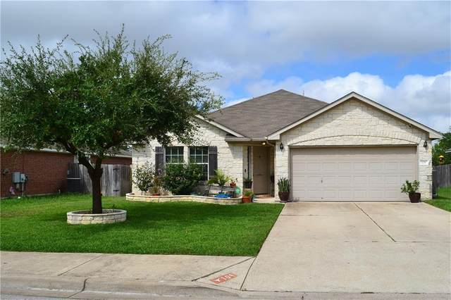 109 Inman Dr, Hutto, TX 78634 (#5561200) :: The Gregory Group