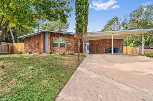 3302 Dolphin Cv, Austin, TX 78704 (MLS #5563316) :: Vista Real Estate