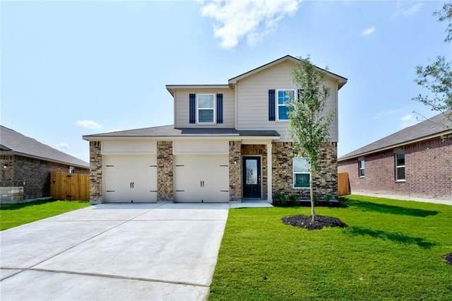 19504 Andrew Jackson St, Manor, TX 78653 (#5563596) :: Papasan Real Estate Team @ Keller Williams Realty