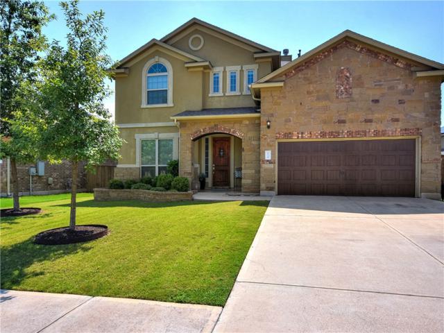 2738 San Milan Pass, Round Rock, TX 78665 (#5566372) :: Papasan Real Estate Team @ Keller Williams Realty