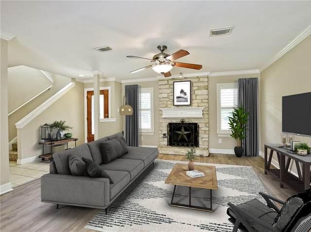 4719 Hawkhaven Ln, Austin, TX 78727 (#5568052) :: Papasan Real Estate Team @ Keller Williams Realty