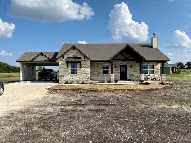 Taylor, TX 76574 :: Papasan Real Estate Team @ Keller Williams Realty