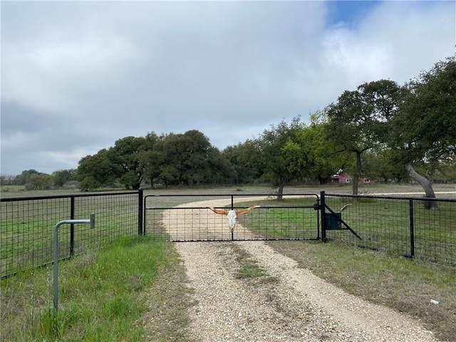 500 County Road 302, Jarrell, TX 76537 (#5568407) :: The Heyl Group at Keller Williams