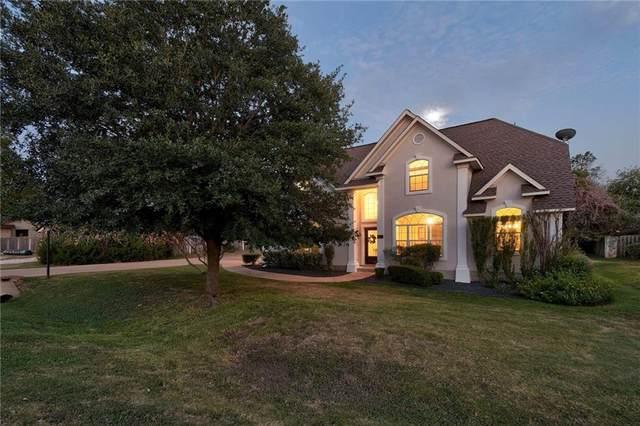 910 Vanguard St, Lakeway, TX 78734 (#5570408) :: Ben Kinney Real Estate Team