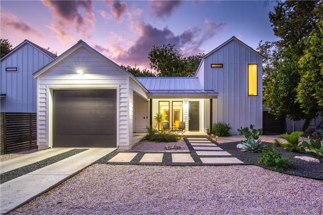 4416 Gillis St B, Austin, TX 78745 (#5579790) :: The Perry Henderson Group at Berkshire Hathaway Texas Realty