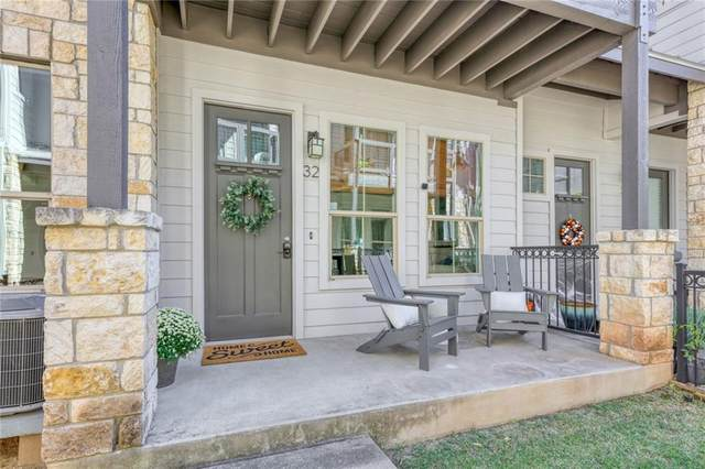 2520 Bluebonnet Ln #32, Austin, TX 78704 (#5581546) :: 10X Agent Real Estate Team
