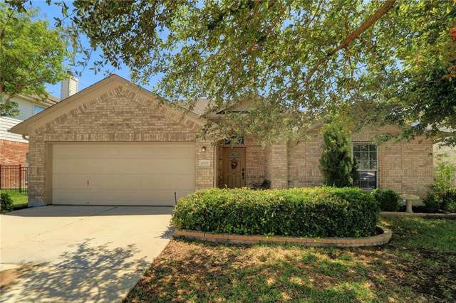 4007 Meadow Bluff Way, Round Rock, TX 78665 (#5583205) :: RE/MAX IDEAL REALTY