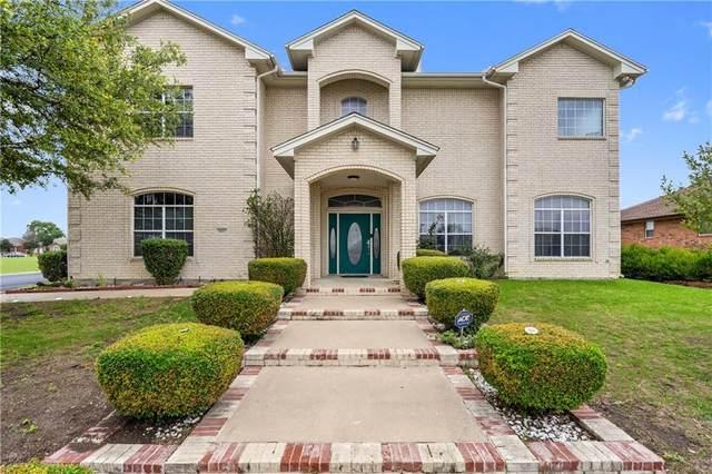 507 Osman Dr, Killeen, TX 76542 (#5585420) :: Papasan Real Estate Team @ Keller Williams Realty