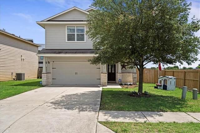 517 W Metcalfe St, Hutto, TX 78634 (#5589099) :: Papasan Real Estate Team @ Keller Williams Realty