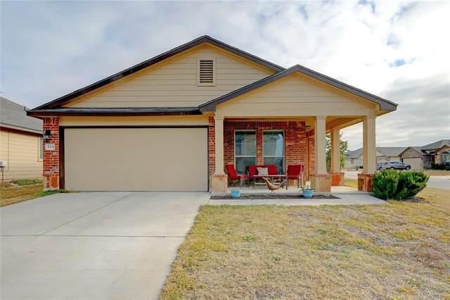 333 Ammonite Ln, Jarrell, TX 76537 (#5589118) :: Ben Kinney Real Estate Team