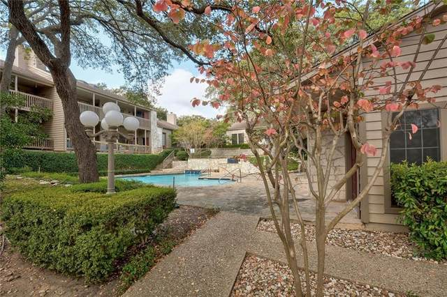 3809 Spicewood Springs Rd #111, Austin, TX 78759 (#5592500) :: Ben Kinney Real Estate Team
