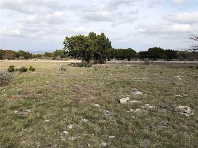 LOT 22045 Long Shot, Horseshoe Bay, TX 78657 (#5592579) :: Ben Kinney Real Estate Team
