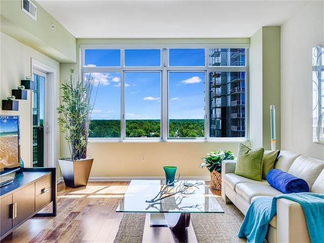 54 Rainey St #1215, Austin, TX 78701 (#5592807) :: Lauren McCoy with David Brodsky Properties