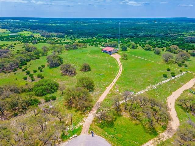 123 Buffalo Bnd, Lampasas, TX 76550 (#5593006) :: First Texas Brokerage Company
