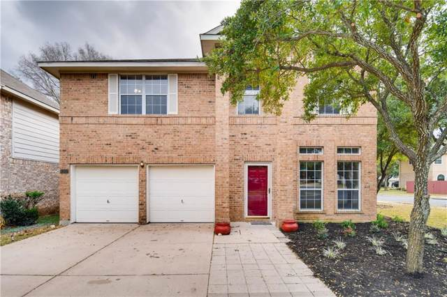 8307 Longdraw Dr, Round Rock, TX 78681 (#5593593) :: The Heyl Group at Keller Williams