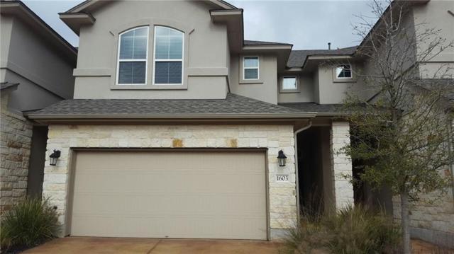 13400 Briarwick Dr #1603, Austin, TX 78729 (#5600218) :: Papasan Real Estate Team @ Keller Williams Realty