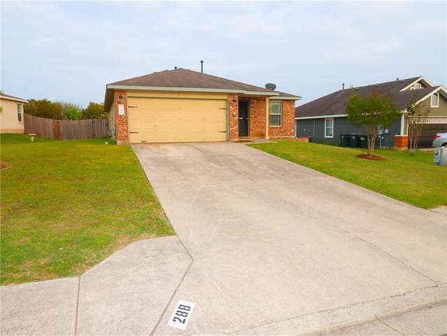 288 Lake Washington Dr, Kyle, TX 78640 (#5600643) :: Azuri Group | All City Real Estate