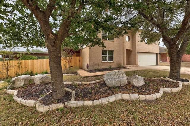 18017 Regis Dr, Pflugerville, TX 78660 (#5600848) :: Ben Kinney Real Estate Team