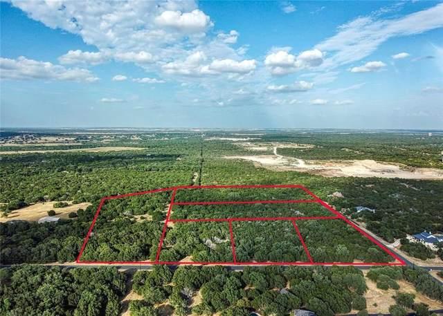 Lot 7b Jennings Branch Rd, Georgetown, TX 78633 (MLS #5605870) :: Brautigan Realty