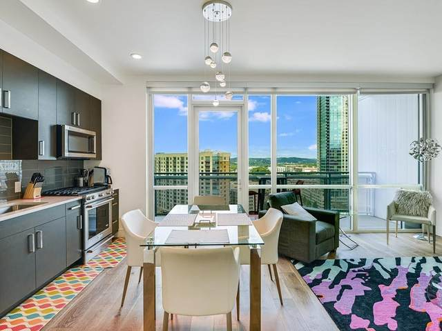 222 West Ave #1608, Austin, TX 78701 (#5607281) :: Resident Realty
