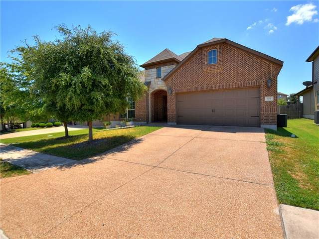 105 Marble Head Way, Liberty Hill, TX 78642 (#5608584) :: First Texas Brokerage Company