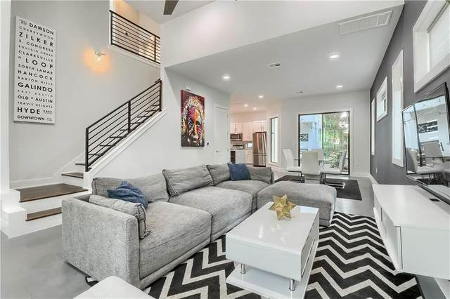 1709 Holly St #1, Austin, TX 78702 (#5608890) :: Papasan Real Estate Team @ Keller Williams Realty