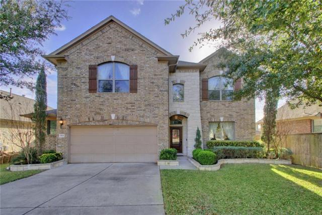 1502 Greenside Dr, Round Rock, TX 78665 (#5609222) :: Ana Luxury Homes