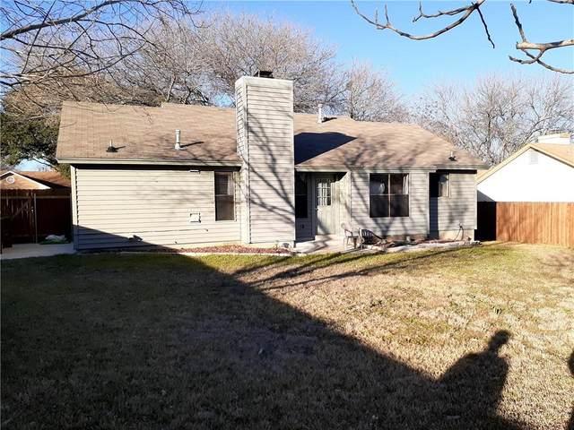 1717 Verbena Way, Round Rock, TX 78664 (#5609930) :: Watters International